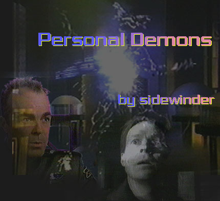 Personal Demons by sidewinder